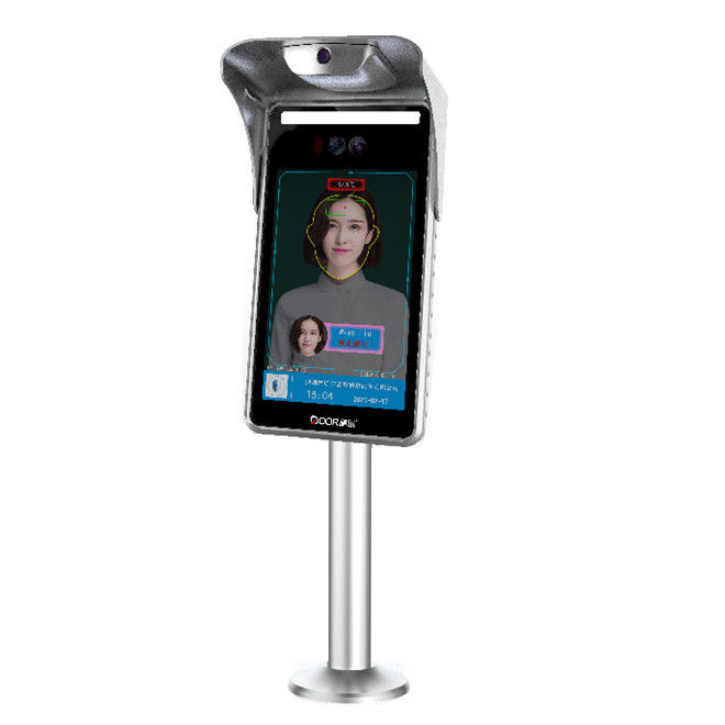 Temperature Measurement 8 Inch Face Recognition Terminal